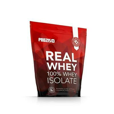 Prozis 100% Real Whey Isolate 1000 g Vaniglia