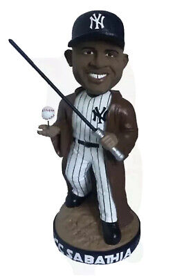 NY New York Yankees CC Sabathia Star Wars SGA Bobblehead 5/4/19