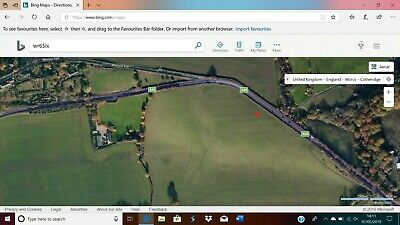 Land For Sale Worcester Cotheridge