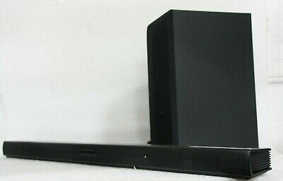 LG SK4D 2.1-Channel 300W Soundbar System with Wireless Subwoofer