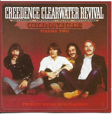 Creedence Clearwater Revival - Chronicle Volume 2 (CD-Album) sehr guter Zustand