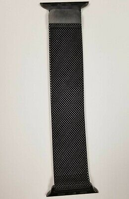 Genuine Space Black Milanese Loop Band - 38MM - Authentic OEM for Apple Watch
