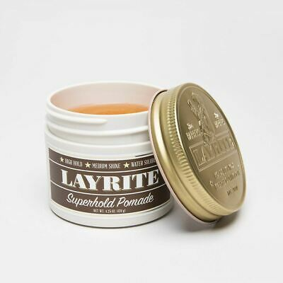 Layrite Super Hold Hair Pomade