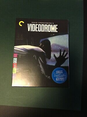 Videodrome (The Criterion Collection) [Blu-ray] New DVD! Ships Fast!