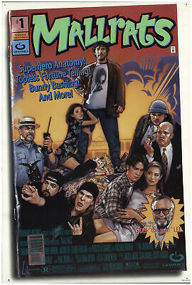 Mallrats 1995 27x40 Orig Movie Poster FFF-74436 Rolled Jason Lee U.S. One Sheet