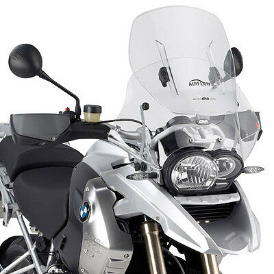 GIVI AF330 SCREEN AIRFLOW SLIDING WINDSHIELD BMW R 1200 GS 2004 > 12 windscreen