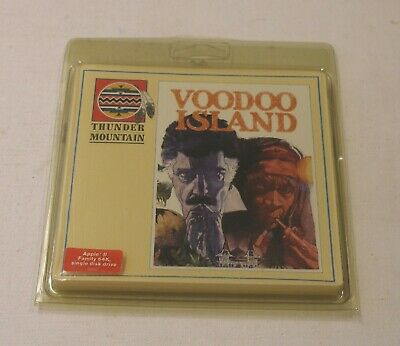 Voodoo Island by Thunder Mountain for Apple II+, Apple IIe, IIc, IIGS - NEW