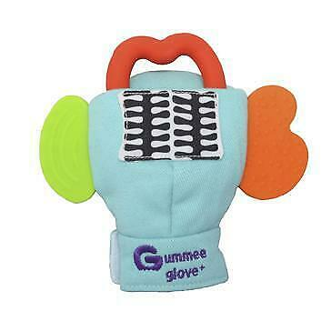 Gummee Glove Plus Teether Turquoise