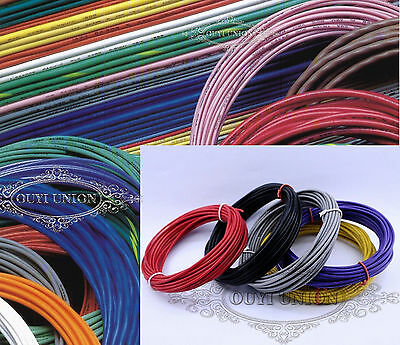 UL1007 Flaxible Multi-Stranded Equipment Wire Cable Cord Hook-up DIY Electrical