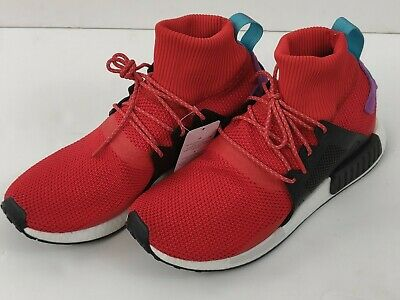 fe702325e Adidas Mens Shoes NMD XR1 Winter Red Black White Sneakers Size 12 Model  BZ0632