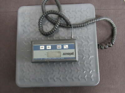 Pelouze Model 4010 Digital Shipping Scale 150 Lb. Capacity  Os193