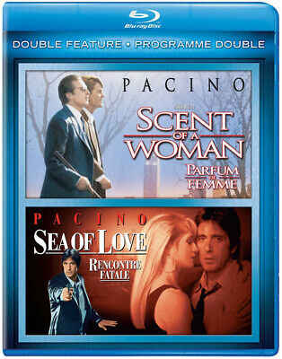 Scent Of A Woman / Sea Of Love (Double Feature) (Blu-Ray) (Bilingual) (Blu-Ray)