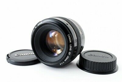 Canon EF 50mm F/1.4 USM AF Auto Focus Prime Lens F/S From Japan #433032