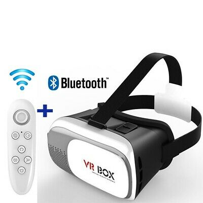 AU VR Headset VR BOX Virtual Reality Glasses 3D for Watching 3D Movies IOS SLR