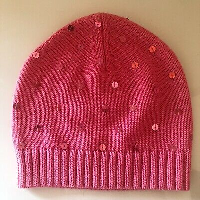Seed Baby Cotton Knit Beanie - Size S/M (6-12 months Approx.) (#A106)