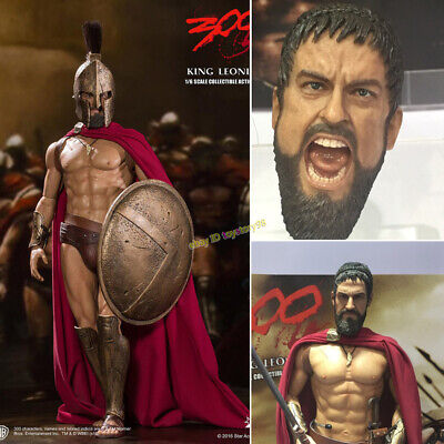 Star Ace Toys 1/6 SA0030 300 Sparta King Leonidas Action Figure Model In Stock