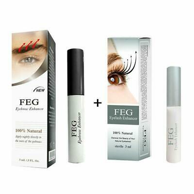 37c5fa20787 100% Original Natural FEG Eyelash/Eyebrow Enhancer Rapid Growth Serum Liquid
