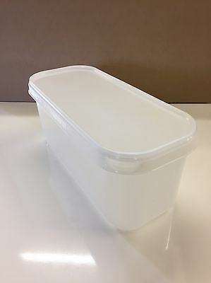 50 5L Napoli Ice Cream Container & Lid