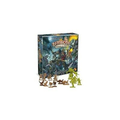 Zombicide: Friends and Foes - Espansione Asmodee Italia