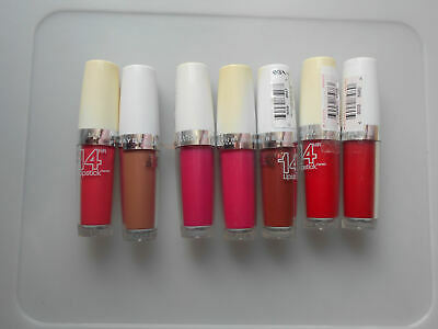 Maybelline Superstay 14hr Lipstick- Choose your shade