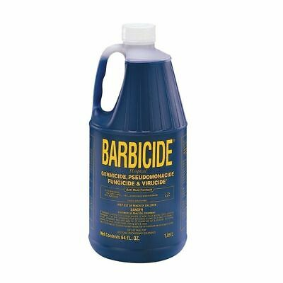 BARBICIDE Disinfectant | LARGE Concentrate Solution | GERMICIDAL 64 Oz 1.89L