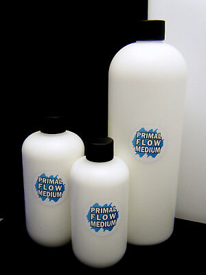 12oz Primal Flow Pouring Medium - Creates Beautiful Lacing and Cells and Sparkle