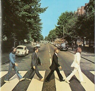 The Beatles - Abbey Road CD (1988)   Free UK Delivery!!  **New / Sealed**