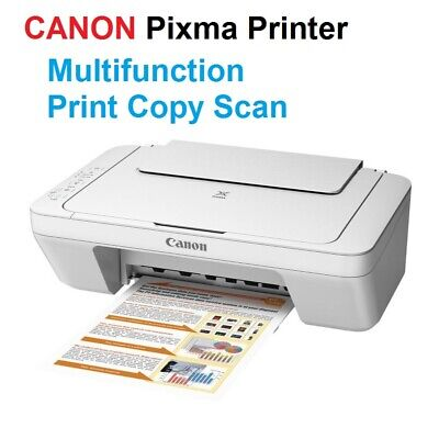 Canon PIXMA Multifunction Printer All in One Scan Copy Print Home Office Printer