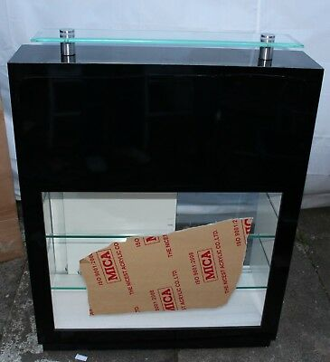 Salon  Reception desk ANKHANG IN BLACK COLOR ALL  TRADE SHOP import by vbnails