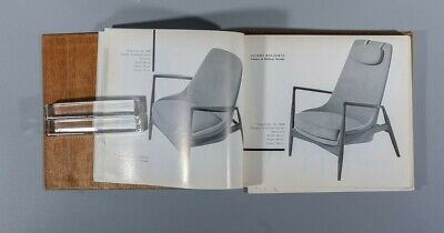 Illums Bolighus  Design Catalogue 1961 danish furniture catalogue juhl wegner