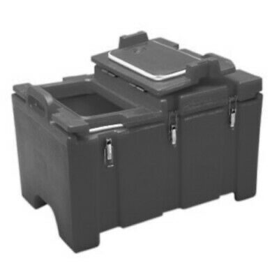 Cambro 100MPCHL131 Full Size Pan Capacity Camcarrier Food Carrier (Dark Brown)