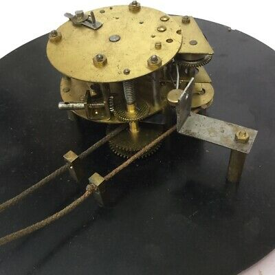 SMITHS pull-wind stop clock mechanism.