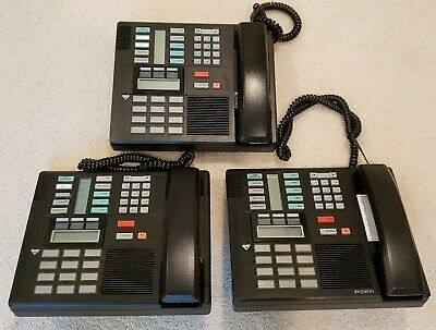 NORTEL NORSTAR M7310 Meridian Phone System With Display