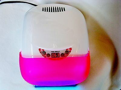 Digital 36W Gel UV Lamp with a Fan for all gell nails UK post and sale