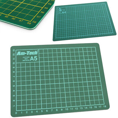 Cutting Mat Board Self Healing Knife Grid Lines Printed Crafts Model Cake Sewing
