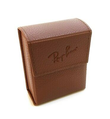 RAY BAN CUSTODIA GLASSES CASE FODERO sunglasses BAG ASTUCCIO BOX FOLDING RB 4105