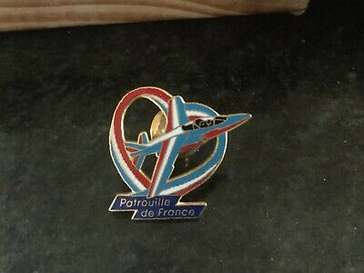 pins patrouille de france avion militaire alpha jet