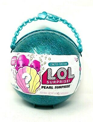 LOL Surprise Pearl Dolls Limited Edition Doll Accessories Lil Sister Secret Gift
