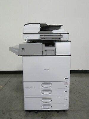 Ricoh MP3555 Mp 3555 Copieur Imprimante Scanner - 35 Ppm - Seulement 80K Copies