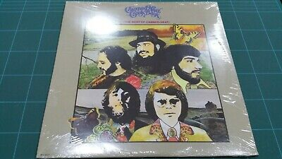 Canned Heat - Cook Book The Best (Lp Vinile Sigillato)
