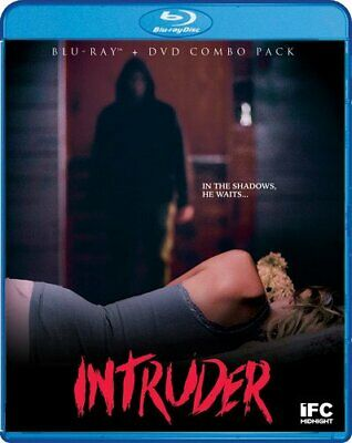 New: INTRUDER ( Combo Pack ) - Blu-ray + DVD