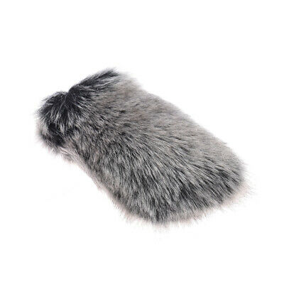 L Size Microphone Mic Furry Windscreen Windshield Cover Muff for TAKSTAR LT J6J6