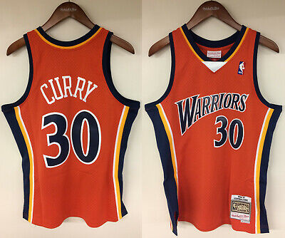 competitive price 87b74 33298 STEPHEN CURRY GOLDEN State Warriors Mitchell & Ness NBA ...