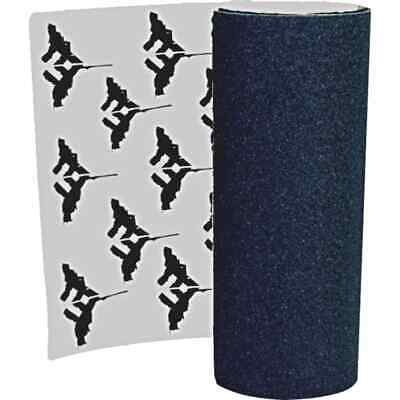 Fracture Skateboard Grip Tape - Black
