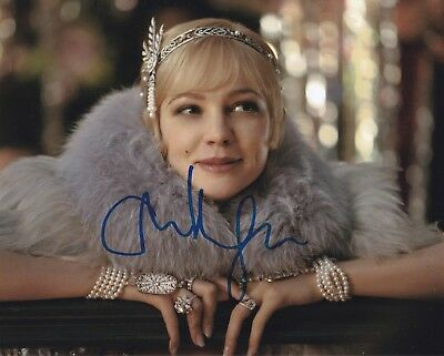 CAREY MULLIGAN signed THE GREAT GATSBY photo - REAL! IN-PERSON! PIC PROOF!
