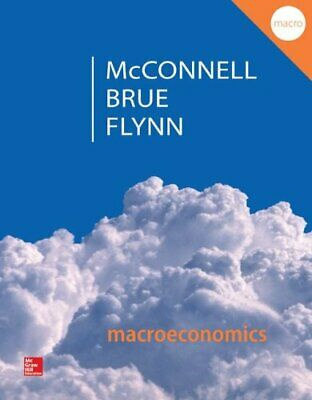 Macroeconomics  by Campbell McConnell