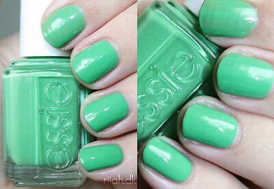 NEW! Essie nail polish lacquer in MOJITO MADNESS ~ Fun-loving, lime green