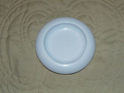 Philips Avent Manual Breast Pump White Funnel Travel Cover Cap - Free Shipping