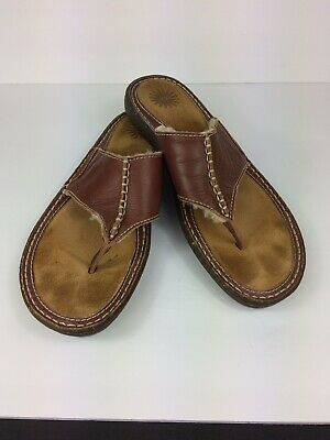 9cbff038ced NEW EM AUSTRALIA MARLO (M10513) MEN'S LEATHER SANDALS SIZE 10 ...