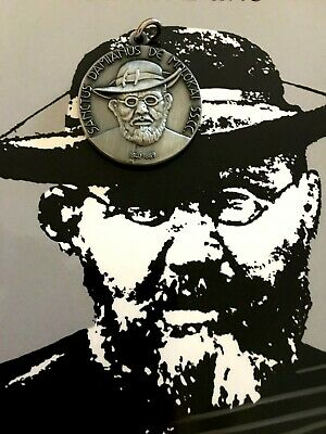 Oop! Sold Out Rare Saint Fr St Damien Molokai Large Pendant Hawaii Leper Priest